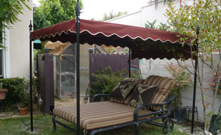 Garden& Backyard Cabanas