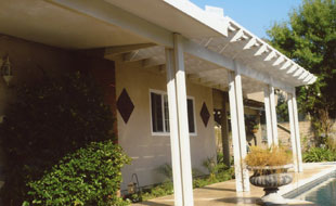 Retractable Aluminum Wood Covers. Affordable Awnings Company Is Riverside  Countyu0027s ...