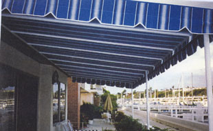 Sunbrella Fabric Patio Covers