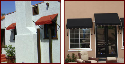 Fixed Frame Awnings Window