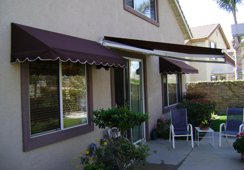 Custom Retractable Awnings · Retractable And Fixed Awnings ...