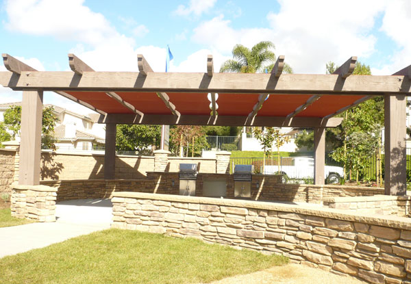 For over a decade Affordable Awnings Company has been the trusted source for fabric patio covers in Newport Beach Newport Coast. From design conception to ... & Affordable Awnings Canopies Patio Covers Drop Rolls ...
