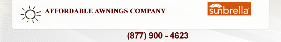 Affordable Awnings Co Of Ca