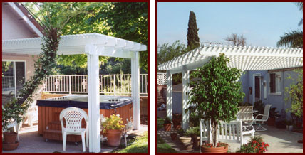 Aluminum Wood Patio Enclosures