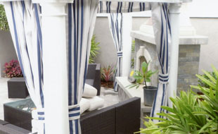 Outdoor Curtains Sheers