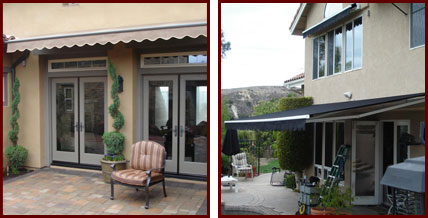 Retractable Outdoor Awnings In Melbourne | Easy Blinds  Curtains
