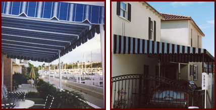 Aluminum Fabric Sunrooms