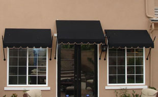Fixed Awnings Manufacturer
